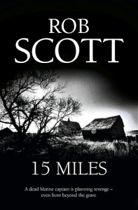 15 Miles (Sailor Doyle 1) - Rob Scott