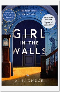 Girl in the Walls - A. J. Gnuse