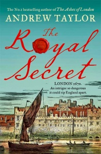 The Royal Secret (Marwood & Lovett 5) - Andrew Taylor