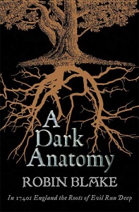 A Dark Anatomy (Cragg and Fidelis 1) - Robin Blake