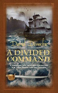A Divided Command (John Pearce 10) by David Donachie