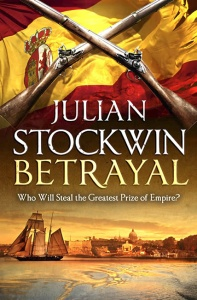 Betrayal (Thomas Kydd 13) - Julian Stockwin