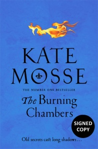 The Burning Chambers (Burning Chambers 1) - Kate Mosse