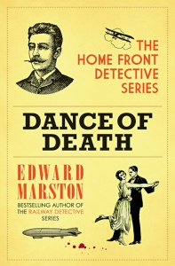 Dance of Death (Home Front Detective 5) - Edward Marston