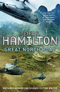 Great North Road - Peter Hamilton