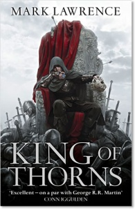 King of Thorns (Broken Empire 2) by Mark Lawrence