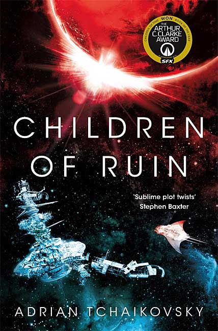 Children of Ruin (Children of Time 2) - Adrian Tchaikovsky