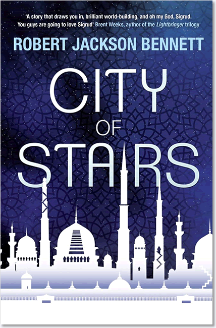 City of Stairs (Divine Cities 1) - Robert Jackson Bennett