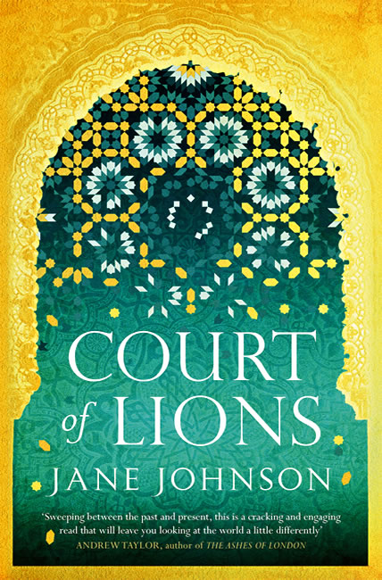 Court of Lions - Jane Johnson