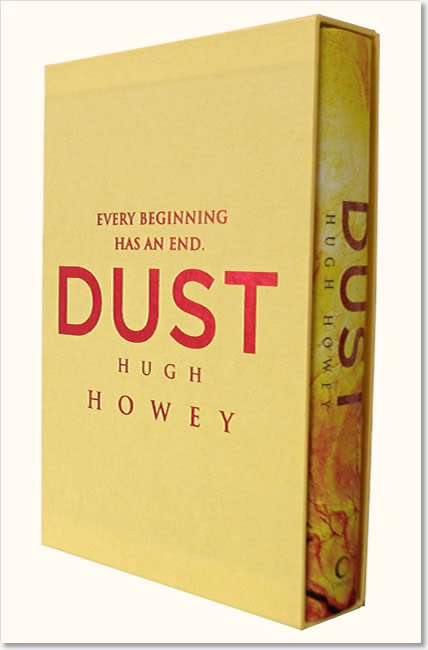 Dust (Wool Trilogy 3) - Hugh Howey