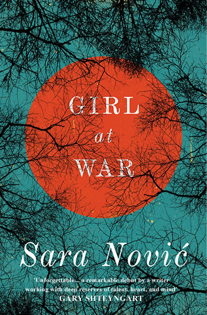 Girl at War - Sara Novic