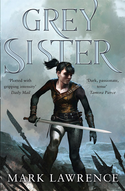 Grey Sister (Book of the Ancestor 2) - Mark Lawrence