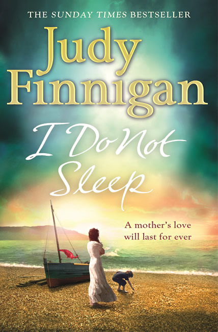 I Do Not Sleep - Judy Finnigan