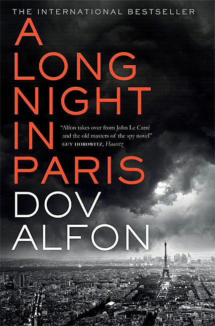 A Long Night in Paris - Dov Alfon