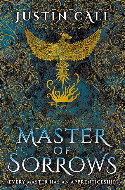 Master of Sorrows (Silent Gods 1) - Justin Call