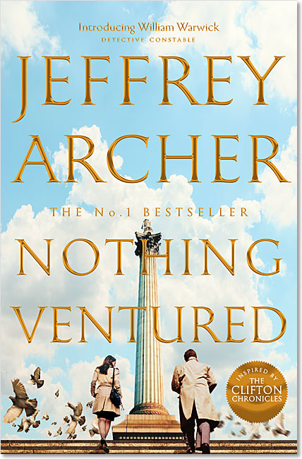 Nothing Ventured (William Warwick 1) - Jeffrey Archer