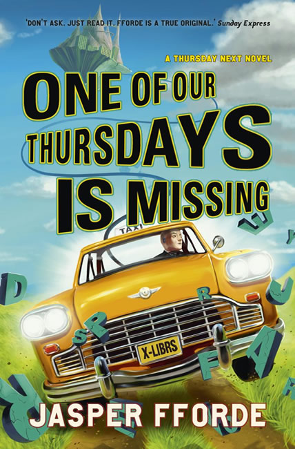 One of Our Thursdays is Missing (Thursday Next 6) - Jasper Fforde