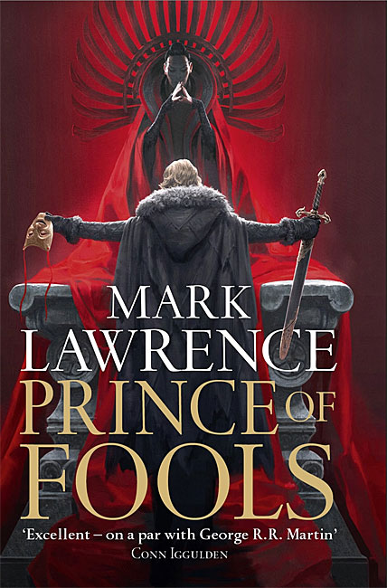 Prince of Fools (Red Queen's War 1) - Mark Lawrence