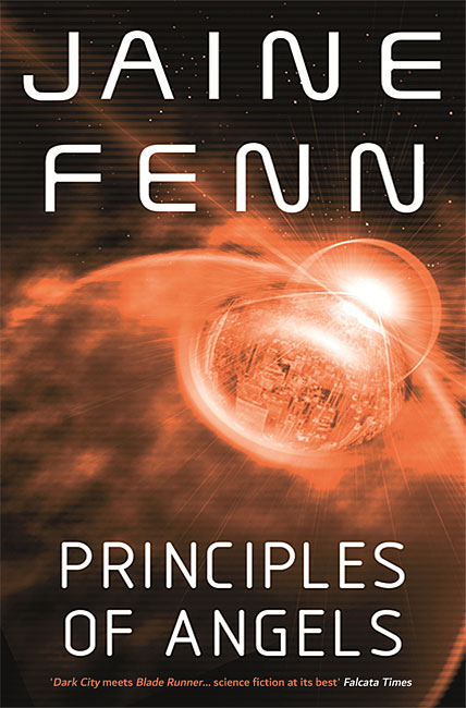 Principles of Angels (Hidden Empire 1) - Jaine Fenn
