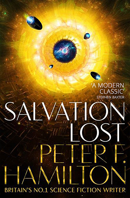 Salvation Lost (Salvation Sequence 2) - Peter F. Hamilton