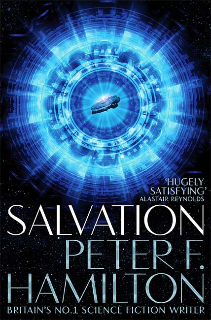 Salvation (Salvation Sequence 1) - Peter F. Hamilton