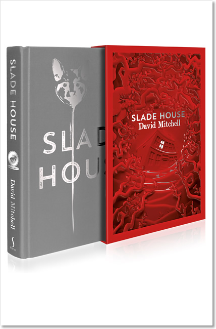 Slade House - David Mitchell