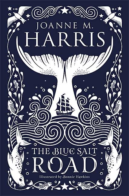 The Blue Salt Road - Joanne M. Harris