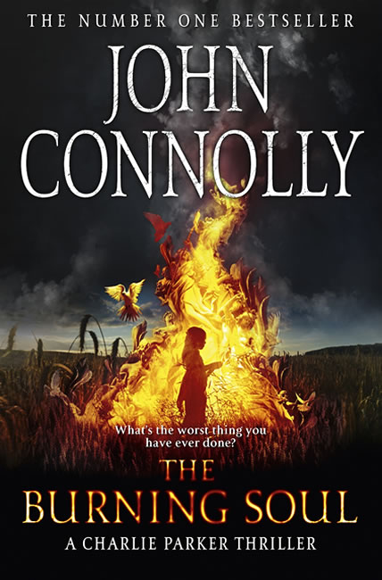 The Burning Soul: A Charlie Parker Thriller - John Connolly
