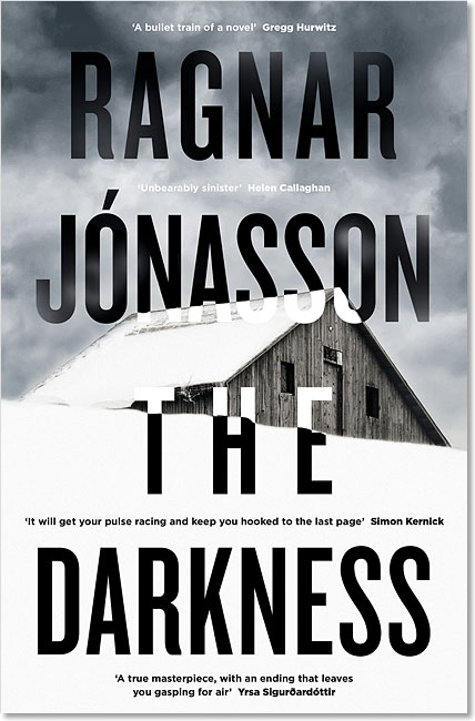 The Darkness: Hidden Iceland 1- Ragnar Jónasson