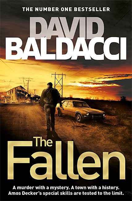 The Fallen: Amos Decker 4 - David Baldacci