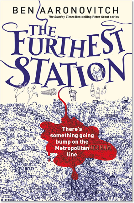 The Furthest Station: A Peter Grant Novella - Ben Aaronovitch