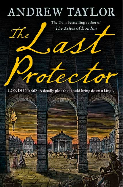 The Last Protector (Marwood & Lovett 4) - Andrew Taylor