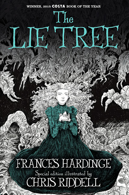 The Lie Tree: Illustrated Edition - Frances Hardinge