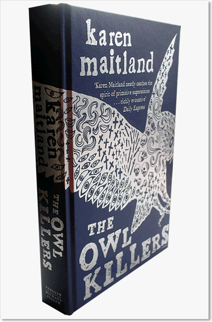 The Owl Killers – Karen Maitland