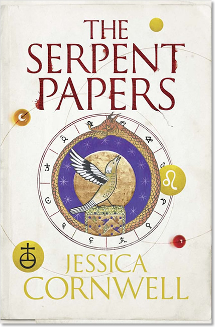 The Serpent Papers (Serpent Papers 1) - Jessica Cornwell
