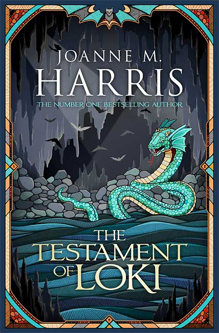 The Testament of Loki (Rune Books) - Joanne M. Harris