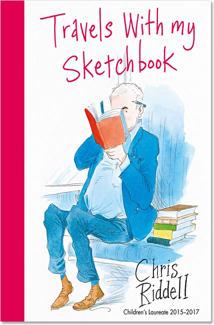Travels with my Sketchbook - Chris Riddell