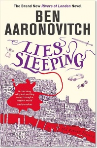 Lies Sleeping (Rivers of London 7) - Ben Aaronovitch