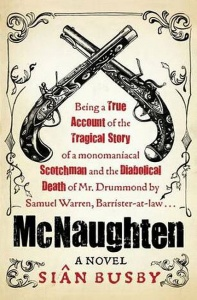 McNaughten: A Novel - Sian Busby