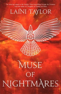 Muse of Nightmares (Strange the Dreamer 2) - Laini Taylor