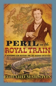 Peril on the Royal Train (Railway Detective 10) - Edward Marston