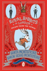 Escape from the Tower - Santa Montefiore, Simon Sebag Montefiore