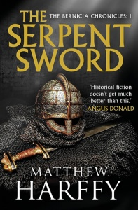 The Serpent Sword (Bernicia Chronicles 1) - Matthew Harffy