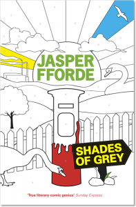 Shades of Grey (book 1) - Jasper Fforde