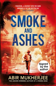 Smoke and Ashes (Sam Wyndham 3) - Abir Mukherjee