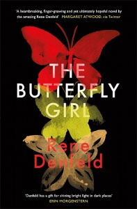 The Butterfly Girl (Naomi Cottle 2) - Rene Denfeld