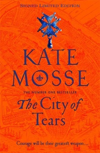 The City of Tears (Burning Chambers 2) - Kate Mosse