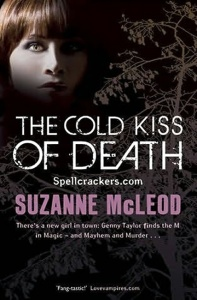 The Cold Kiss of Death (Spellcrackers 2) - Suzanne McLeod