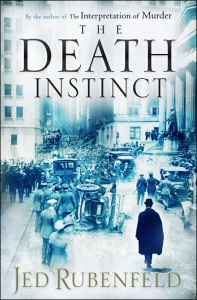 The Death Instinct - Jed Rubenfeld