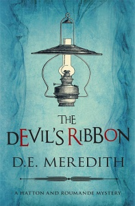 The Devil's Ribbon (Hatton and Roumande 2) - D. E. Meredith